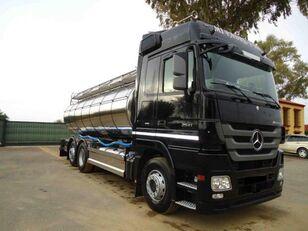 nákladní vozidlo cisterna MERCEDES-BENZ ACTROS 25 41