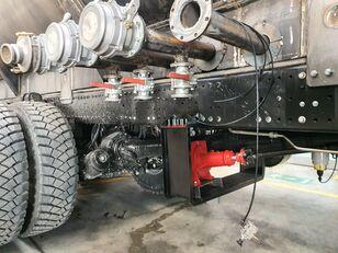 nové nákladní vozidlo cisterna Ram 10.000lt STEEL TANK ON TRUCK
