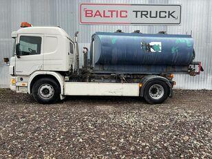 nákladní vozidlo cisterna SCANIA P94-300, 4x2 HOOKLIFT + WATER TANK