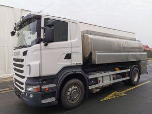 nákladní vozidlo cisterna SCANIA R440 LB 4x2 RETARDÉR E5