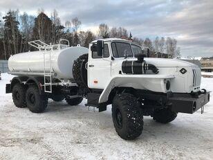 nové nákladní vozidlo cisterna URAL Автомобиль специальный 5677 автоцистерна для перевозки питьевой