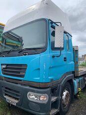 nákladní vozidlo furgon ERF ECX 2005 BREAKING FOR SPARES pro díly