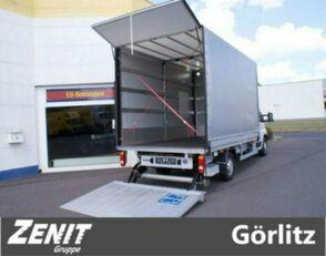 nový nákladní vozidlo furgon FIAT Ducato Maxi Pritsche Plane 8EP + LBW