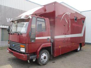 nákladní vozidlo furgon FORD Cargo 0811 , Belgium Horse Truck