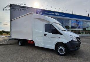 nový nákladní vozidlo furgon GAZ A21R25