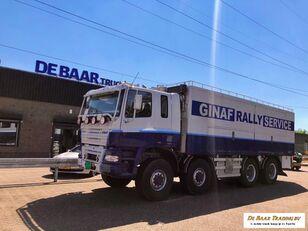 nákladní vozidlo furgon GINAF M 4446-S 8x8 assistentie voertuig