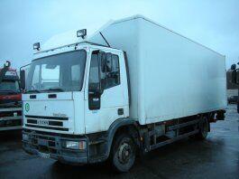 nákladní vozidlo furgon IVECO 120 E23 P