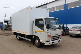 nový nákladní vozidlo furgon JAC Промтоварный автофургон (европромка) на шасси JAC N56