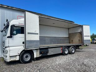 nákladní vozidlo furgon MAN TGX 26.440, 6x2