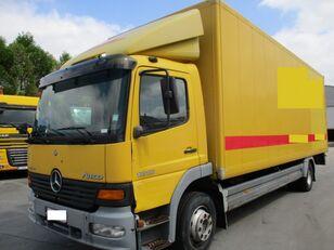 nákladní vozidlo furgon MERCEDES-BENZ 1218