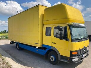 nákladní vozidlo furgon MERCEDES-BENZ 818L ATEGO