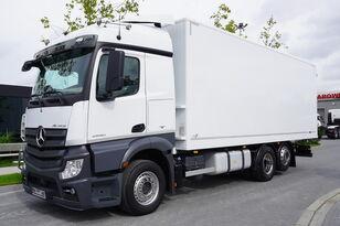 nákladní vozidlo furgon MERCEDES-BENZ Actros 2540 container / 6 x 2 / 18 EP