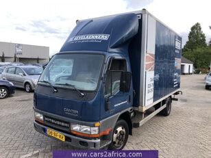 nákladní vozidlo furgon MITSUBISHI Canter FE 534 3.0 D