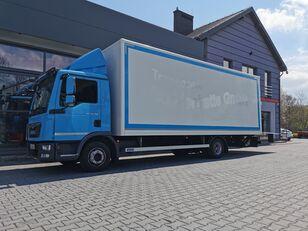 nákladní vozidlo furgon PALFINGER winda MBB C 1500L + zabudowa / kontener