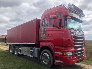 nákladní vozidlo furgon SCANIA R560 V8 HDS 19TON/m TR.084