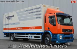 nákladní vozidlo furgon VOLVO FE 260