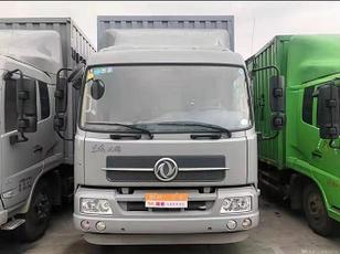 nákladní vozidlo furgon DONGFENG Cargo truck