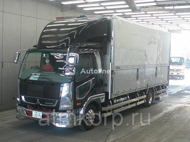 nákladní vozidlo furgon Mitsubishi Fuso FK64F
