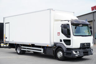 nákladní vozidlo furgon RENAULT Midlum D12 , E6 , SLEEP CAB , 18 EPAL Box , Tail lift , side doo