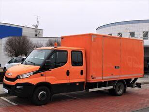 nákladní vozidlo izotermický IVECO Daily 125kW, topení, záruka, servis