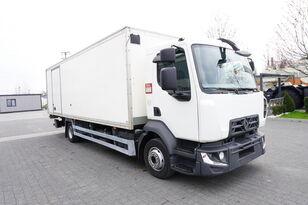 nákladní vozidlo izotermický RENAULT D12 , E6 , 4x2 , Box 18 EPAL side door  , tail lift Dhollandia