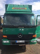 nákladní vozidlo izotermický MERCEDES-BENZ 815 atego