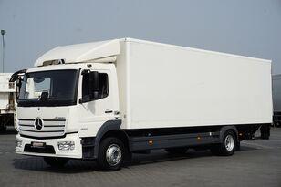 nákladní vozidlo izotermický MERCEDES-BENZ / ATEGO / 1224 / EURO 6 / ACC / IZOTERMA + WINDA / 19 PALET / MA