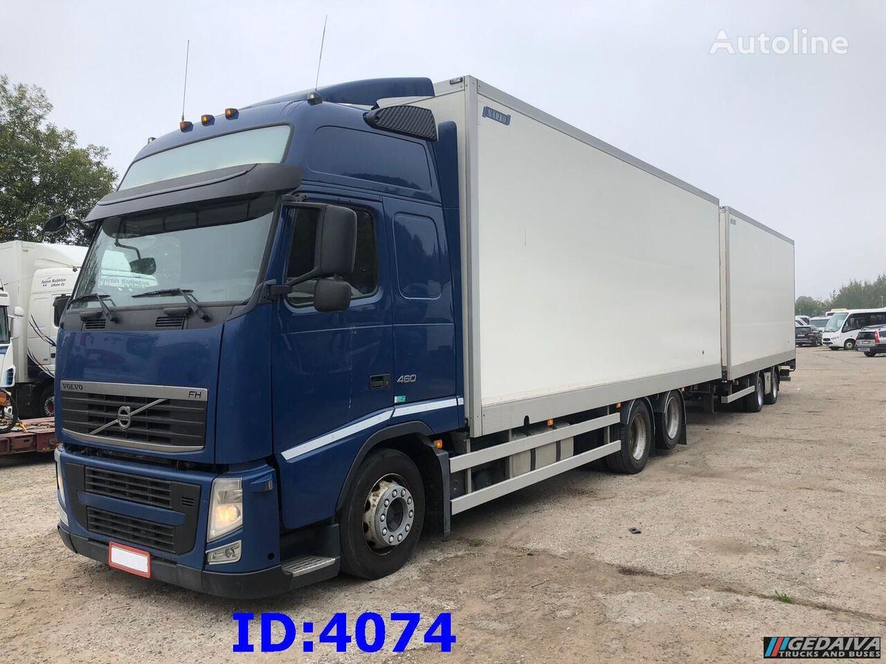 nákladní vozidlo izotermický VOLVO FH13 460 - 6x2 - Manual - Only 390 tkm + přívěs