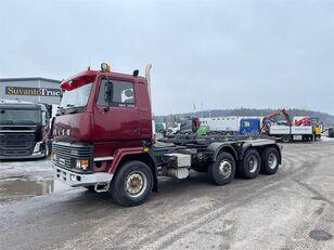 nákladní vozidlo kabelový systém SISU SM 300 Kympitetty 2020