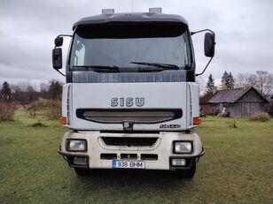 nákladní vozidlo na přepravu dřeva SISU E12M