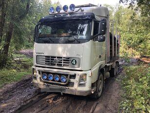 nákladní vozidlo na přepravu dřeva VOLVO FH-440 Manual