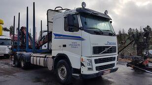 nákladní vozidlo na přepravu dřeva VOLVO FH480