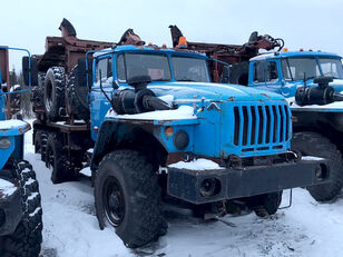 nákladní vozidlo na přepravu dřeva Уралпромтехника Уралпромтехника 59601В