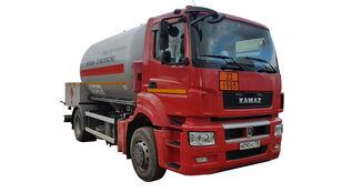nákladní vozidlo na přepravu plynu KAMAZ 5490