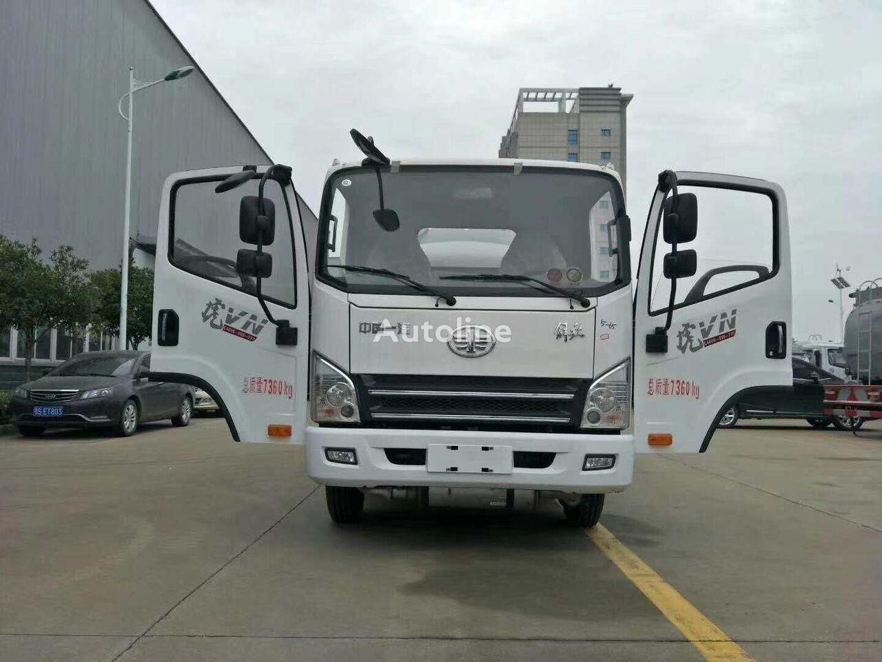 nákladní vozidlo na přepravu plynu FAW Truck 4*2 Drive Type