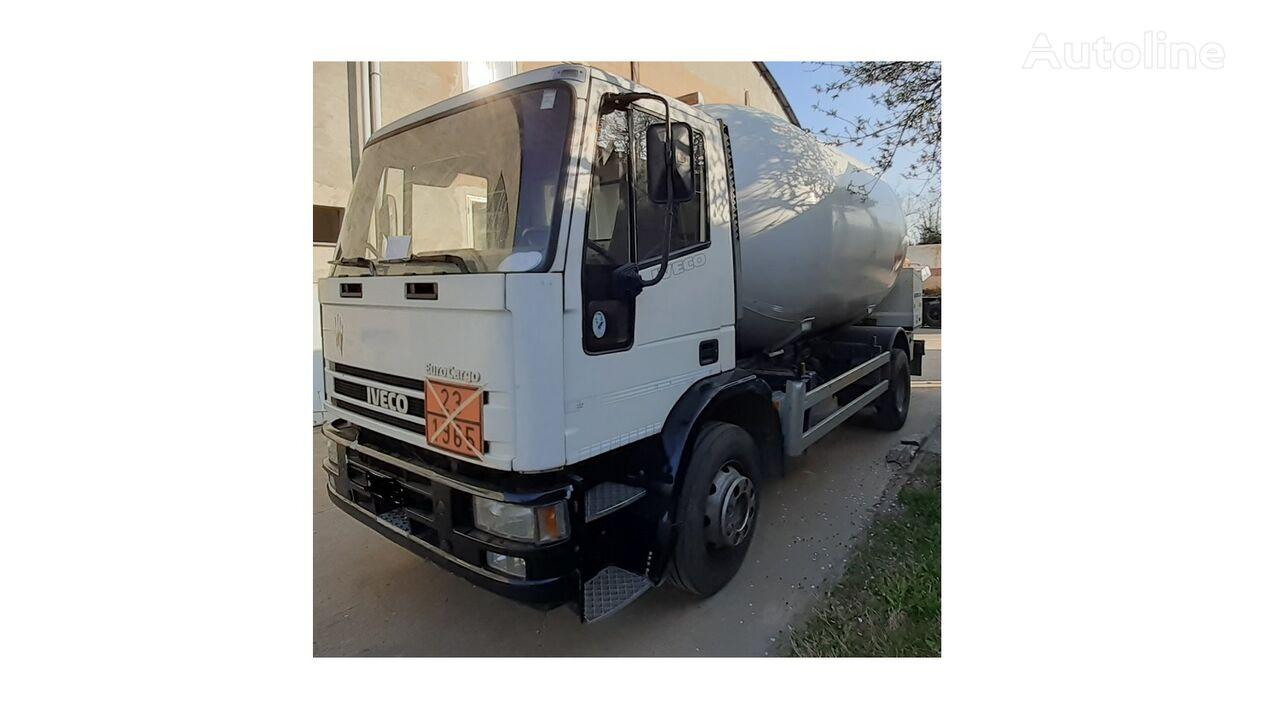nákladní vozidlo na přepravu plynu IVECO 150E23 LPG/GAS/GPL/PROPAN-BUTAN 27BAR PUMP+METER+HOSES=16.200LTR