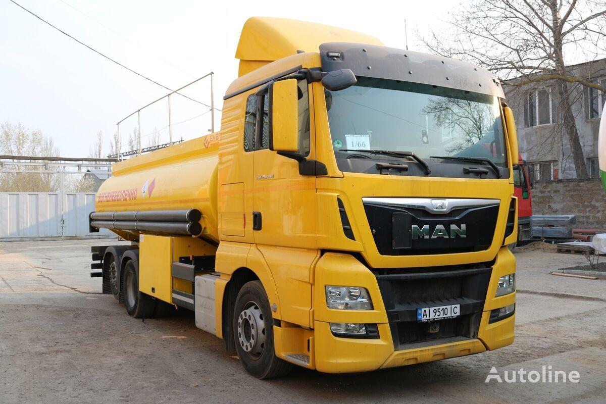nové nákladní vozidlo na přepravu pohonných hmot EVERLAST avtocisterna