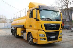 nové nákladní vozidlo na přepravu pohonných hmot EVERLAST автоцистерна
