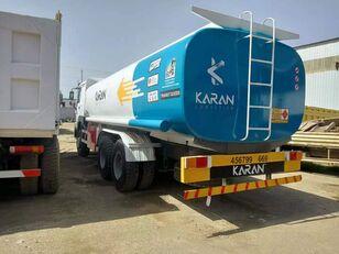nákladní vozidlo na přepravu pohonných hmot HOWO On Sale!!! 6x4 Aluminium Compartments Fuel Tank Truck
