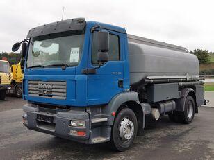 nákladní vozidlo na přepravu pohonných hmot MAN TGM 18.280 4X2 BL