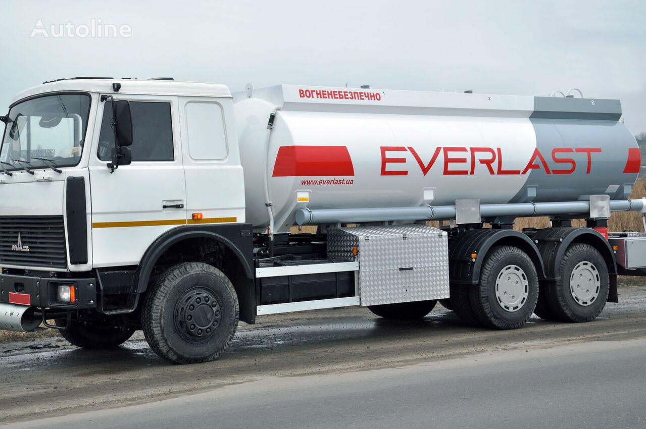 nové nákladní vozidlo na přepravu pohonných hmot MAZ 12