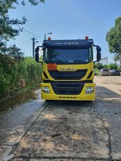 nákladní vozidlo na přepravu pohonných hmot OMSP Iveco stralis