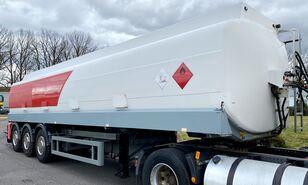 nákladní vozidlo na přepravu pohonných hmot STOKOTA 36-4V mit PUMPE