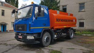 nové nákladní vozidlo na přepravu pohonných hmot MAZ 5340С2