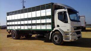 nákladní vozidlo na přepravu zvířat DAF LF55 250