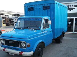 nákladní vozidlo na přepravu zvířat FIAT 616 N3/4 TRASPORTO BESTIAME ANIMALI VIVI