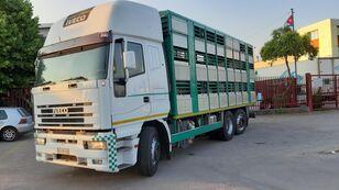 nákladní vozidlo na přepravu zvířat IVECO Eurostar 240E42