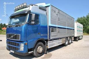 nákladní vozidlo na přepravu zvířat PEZZAIOLI FH12 480