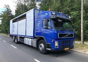 nákladní vozidlo na přepravu zvířat VOLVO FM 440 DO BYDLA -ZYWCA