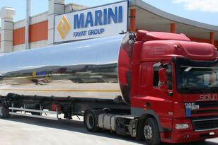 nové nákladní vozidlo na převoz bitumenu MARINI mobilFALT мобильные битумные системы